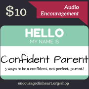 Confident Parent